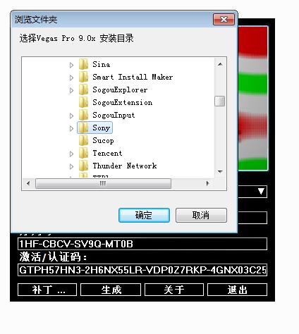 sony vegas中文版